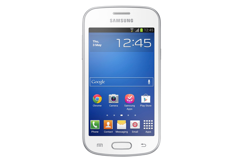 Samsung Galaxy Trend Lite GT-S7390 4GB Weiß (Weiß)