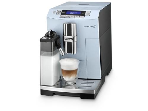 DeLonghi ECAM 28.465.AZ Kaffeemaschine (Blau, Edelstahl)