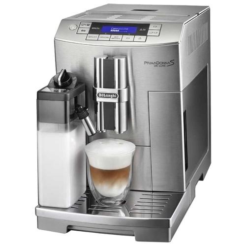 DeLonghi ECAM 28.465.BG Kaffeemaschine (Edelstahl)