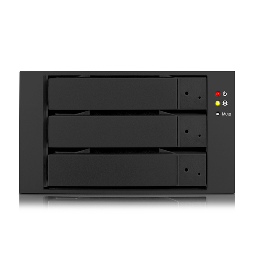 Raidon IR2630-S2 Disk-Array (Schwarz)