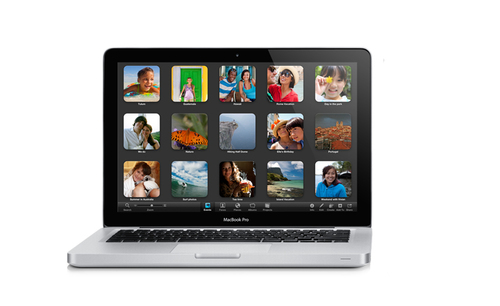 "Apple MacBook Pro 13"" (Silber)"