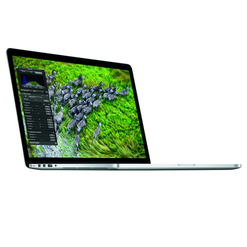 "Apple MacBook Pro 15"" Retina (Silber)"