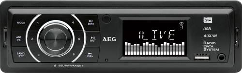 AEG AR 4027 (Schwarz)