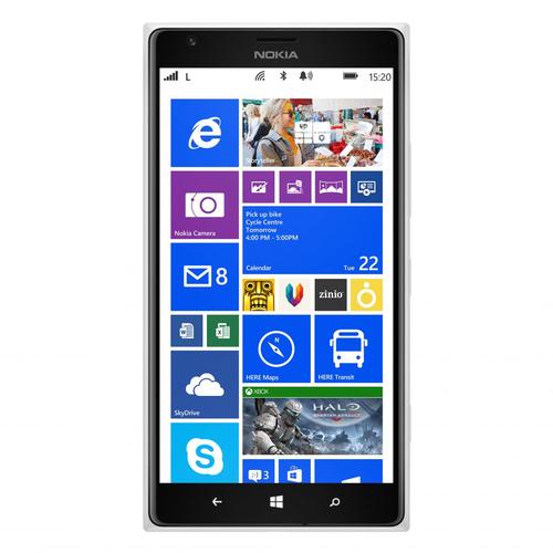 Nokia Lumia 1520 32GB 4G Weiß (Weiß)