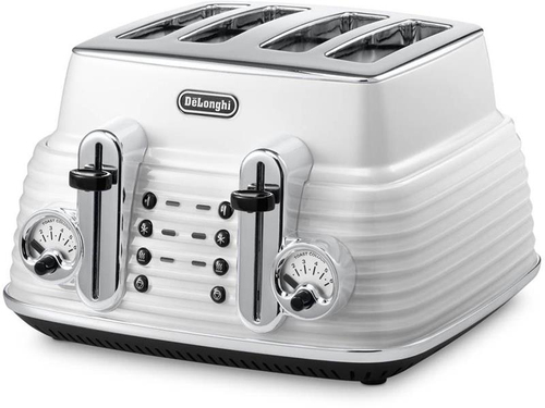 DeLonghi CTZ 4003.W Toaster (Weiß)