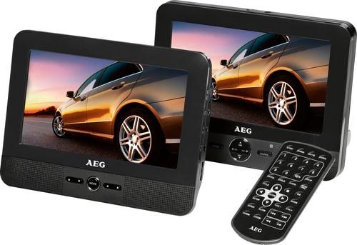 AEG DVD 4551 (Schwarz)
