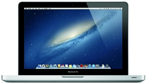 Apple MacBook Pro 13'' (Silber)