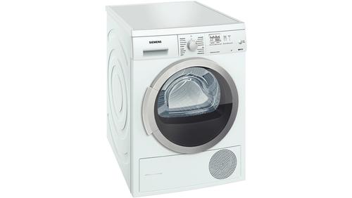 Siemens WT46W564 Wäschetrockner (Weiß)
