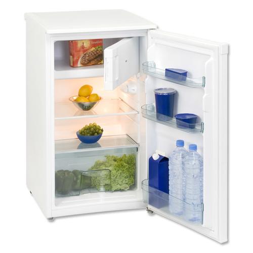 Exquisit KS 126-4 A++ Kombi-Kühlschrank (Weiß)