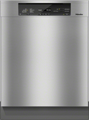 Miele G 6510 SCU (Edelstahl)