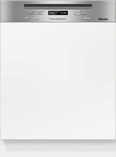 Miele G 6300 SCi EcoLine (Edelstahl, Weiß)