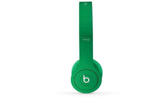 Beats by Dr. Dre Solo HD (Grün)