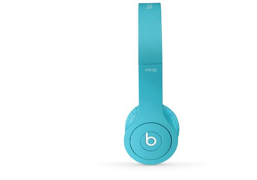 Beats by Dr. Dre Solo HD (Blau)
