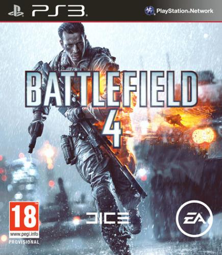 Electronic Arts Battlefield 4, PS3
