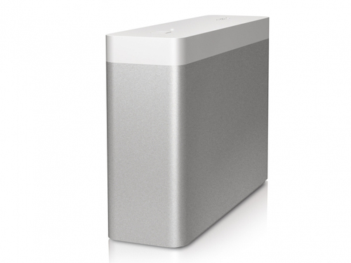 Buffalo DriveStation Mini Thunderbolt 512GB 512GB (Weiß)