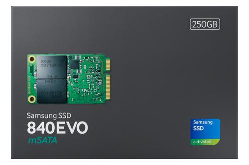 Samsung 840 EVO (Schwarz, Grün)