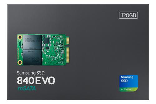 Samsung 840 EVO 120GB (Schwarz, Grün)