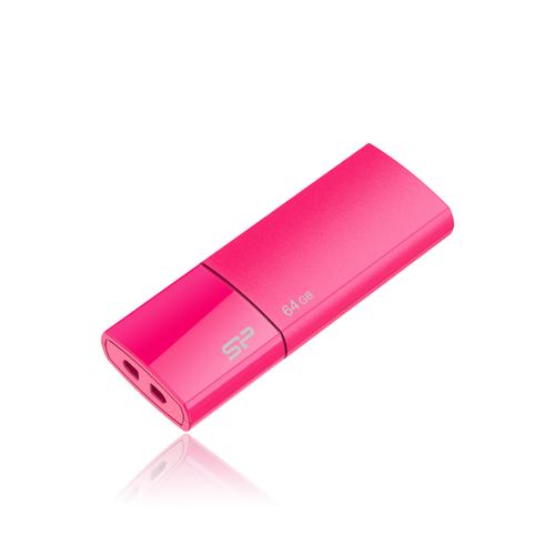 Silicon Power Ultima U05 64GB USB 2.0 Schwarz USB-Stick (Schwarz)