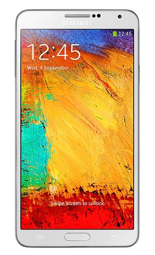 Samsung Galaxy Note 3 SM-N9005 32GB 4G Weiß (Weiß)
