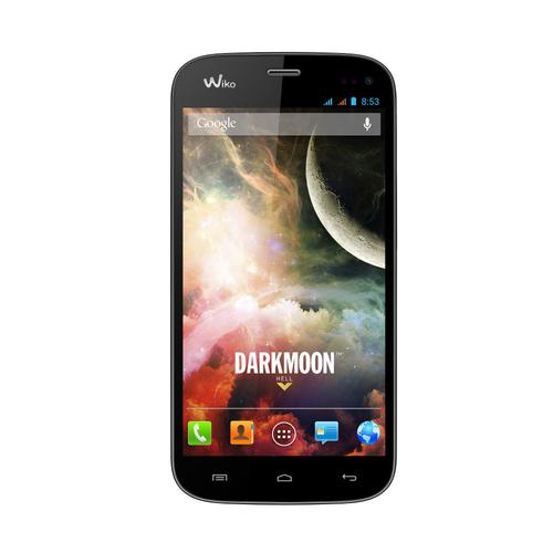 Wiko DARKMOON 4GB Schwarz (Schwarz)
