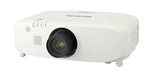 Panasonic PT-EZ770ZE Beamer/Projektor (Weiß)