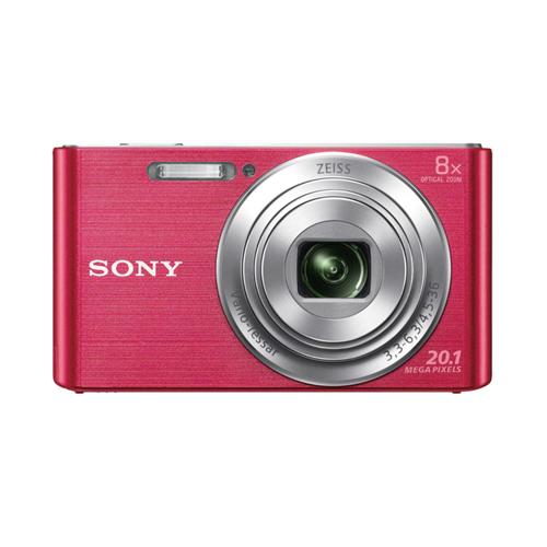 Sony Cyber-shot DSC-W830 (Pink)