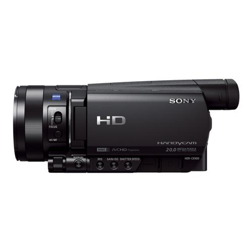 Sony HDR-CX900E (Schwarz)