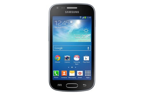 Samsung Galaxy Trend Plus GT-S7580 4GB Schwarz (Schwarz)