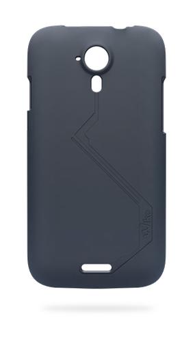 Wiko 91411 Handy-Schutzhülle (Blau)