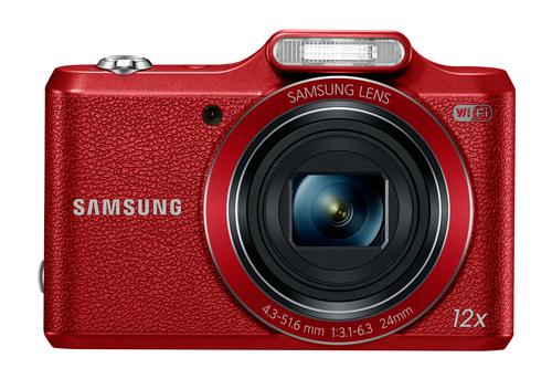 Samsung WB WB50F (Rot)