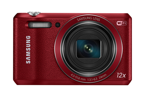 Samsung WB 35F (Rot)
