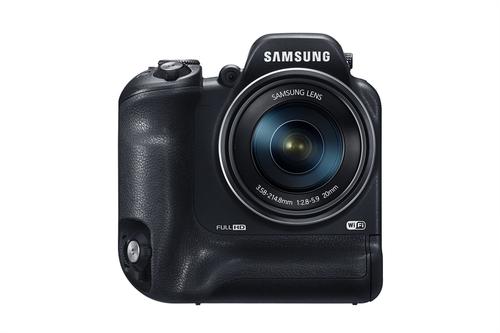 Samsung WB WB2200F (Schwarz)