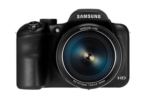 Samsung WB 1100F (Schwarz)