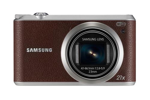 Samsung WB 350F (Braun)