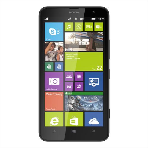 Nokia Lumia 1320 8GB 4G Schwarz (Schwarz)