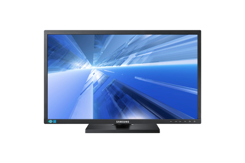 "Samsung S24C650BW 24"" Black Full HD (Schwarz)"