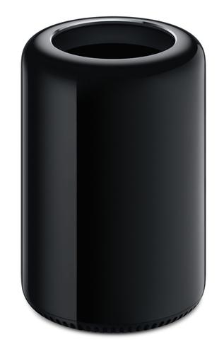 Apple Mac Pro ME253S (Schwarz)