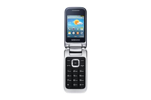 """Samsung C3590 2.4"""" 99.76g Schwarz (Schwarz)"""