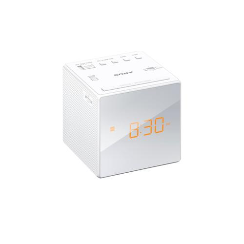 Sony Radiowecker (Weiß)