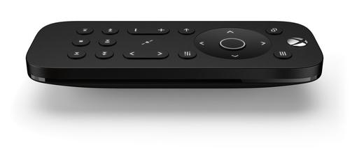 Microsoft Xbox One Media Remote (Schwarz)