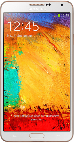 Samsung Galaxy Note 3 32GB SM-N9005 (Gold, Weiß)