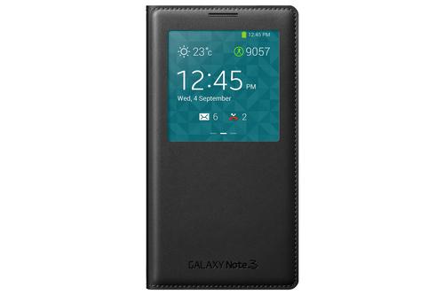 Samsung S View (Schwarz)