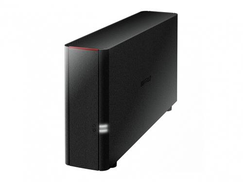Buffalo LinkStation 210 4TB (Schwarz)