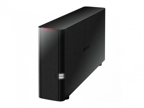 Buffalo LinkStation 210 3TB (Schwarz)
