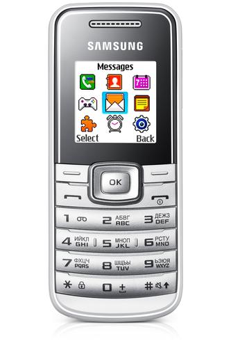Samsung E1050 (Weiß)