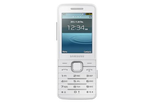 """Samsung S5611 2.4"""" 91g Weiß (Weiß)"""
