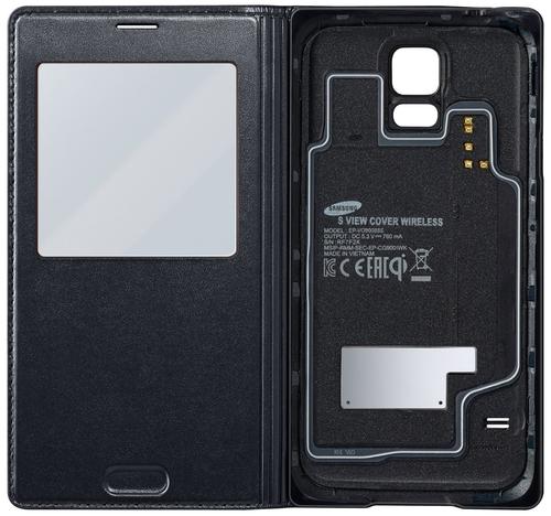 Samsung S-View (Schwarz)