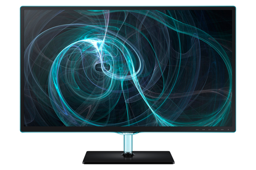 Samsung S27D390H (Schwarz, Blau)