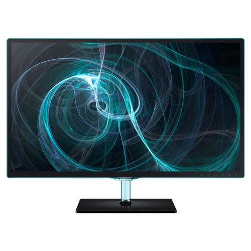 """Samsung S24D390HL 23.6"""" Schwarz, Blau Full HD Gloss (Schwarz, Blau)"""