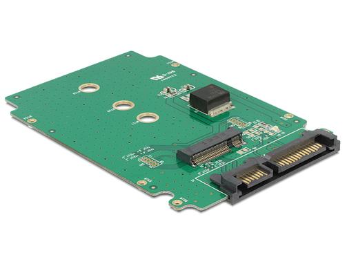DeLOCK 62521 Schnittstellenkarte/Adapter